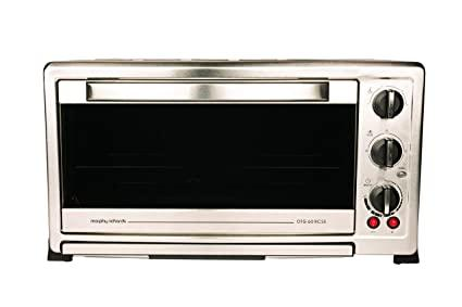 Buy Morphy Richards 60 RCSS 60-Litre Oven Toaster Grill (Black ...